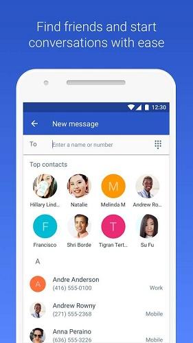 دانلود Android Messages