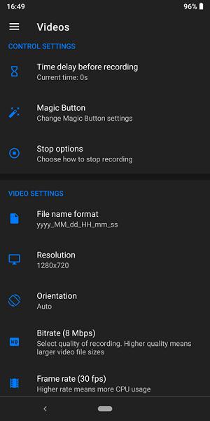 دانلود Screen Recorder - Free No Ads v1.1.1.2 – برنامه فیلمبرداری از صفحه نمایش برای اندروید