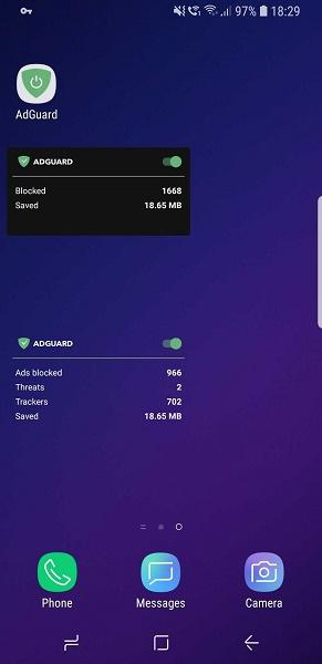 دانلود Adguard v3.0.315 – برنامه مسدودسازی پیشرفته سایتها و تبلیغات مزاحم برای اندروید