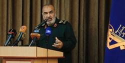 مقیاس عمل اطلاعات سپاه کل نظام و انقلاب و جغرافیای تهدید علیه ایران است