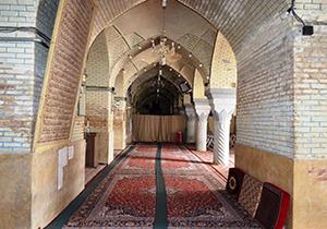 نخستین مسجد تاریخی شهرستان مرودشت ثبت ملی شد