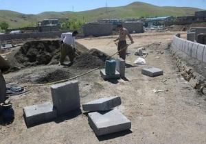 عملیات اجرایی تکمیل میدان امام رضا در سنندج آغاز شد