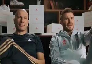خاطره بازی با اسطورههای فوتبال در تیزرهای تبلیغاتی + فیلم