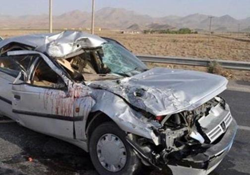 ۲ کشته در حادثه رانندگی در گلستان