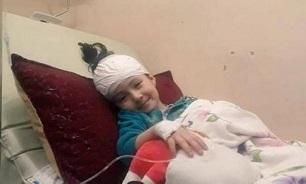 کودک پنجساله فلسطینی به دور از والدین خود در بیمارستان قدس اشغالی درگذشت + عکس