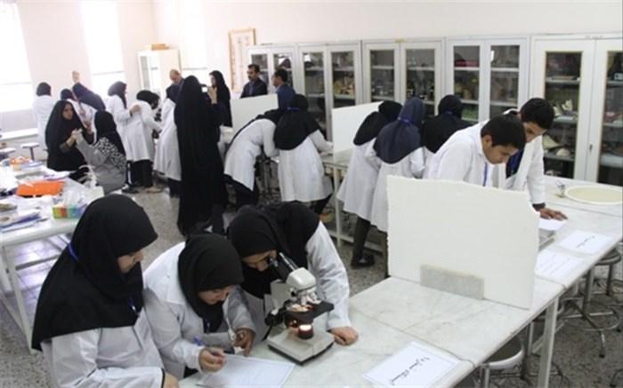 موفقیت دانش آموزان بدره در هفدهمین دوره مسابقات آزمایشگاهی