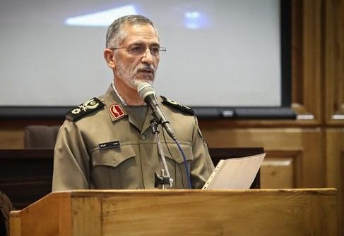 انتخاب سردار فدوی براساس سوابق عملیاتی وی بود