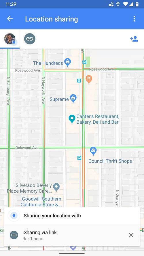 چطور از گوگل مپ برای نشان دادن موقعیت مکانی خود استفاده کنیم؟