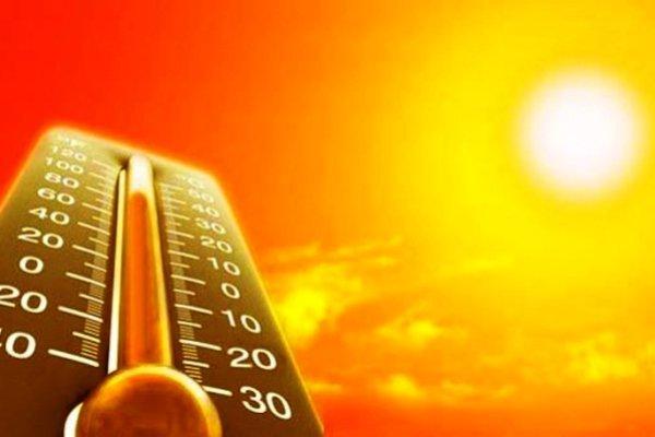 پایداری هوای گرم در استان ایلام