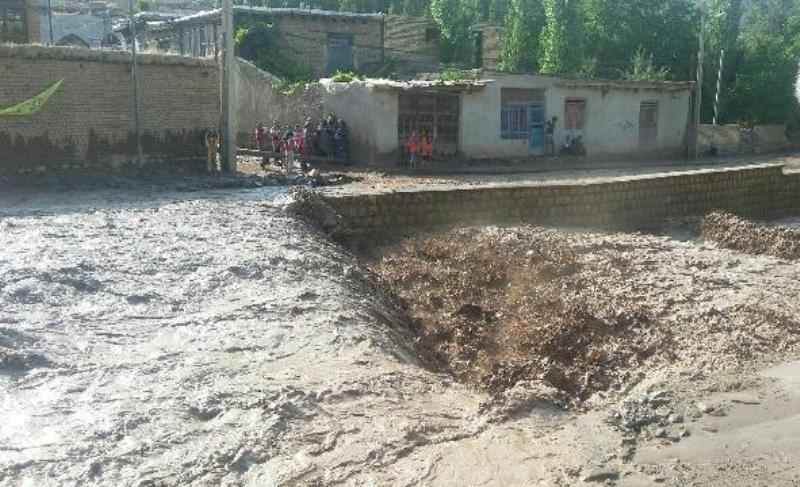 سیلاب ۱۷۰ میلیارد ریال به کشاورزی کلات نادری آسیب وارد کرد
