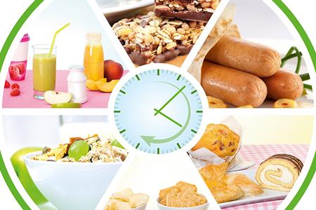 زمان غذا خوردن بر اندازه شکم تاثیر دارد؟