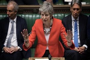 پیشنهاد جسورانه ترزا می به نمایندگان پارلمان انگلیس