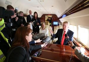 ثبت یک هنجارشکنی دیگر برای رئیسجمهور آمریکا/ استفاده ترامپ از هواپیمای اختصاصی ریاستجمهوری برای تبلیغات انتخاباتی