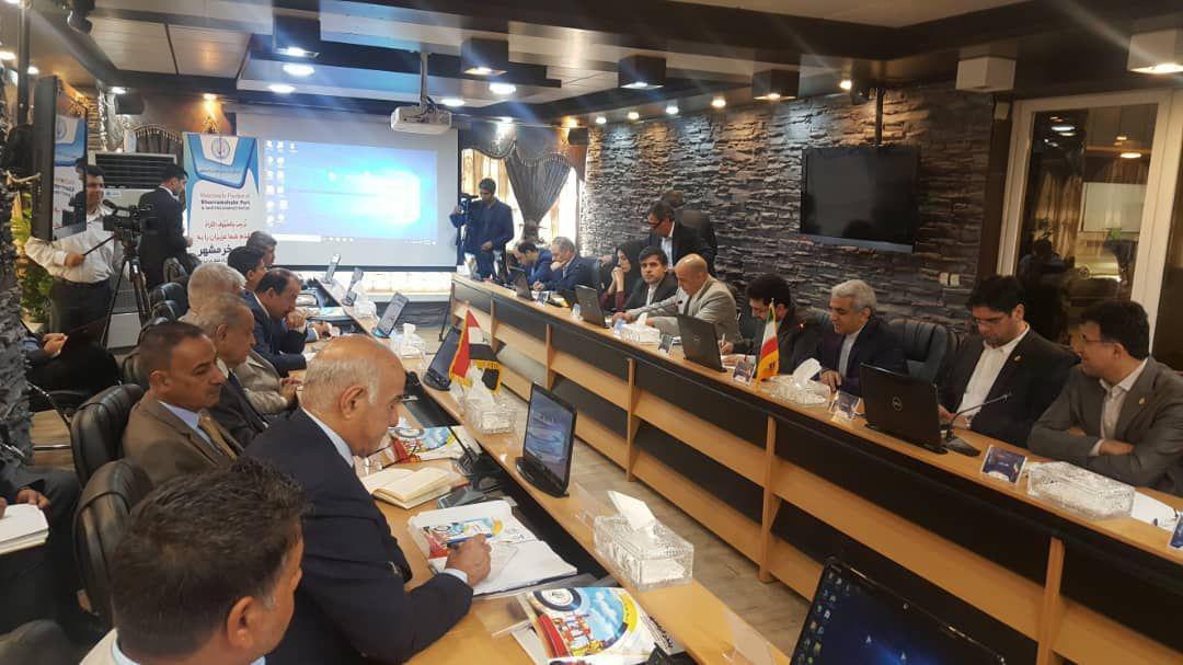 برگزاری نشست مشترک هماهنگی ایران و عراق به منظور بررسی لایروبی