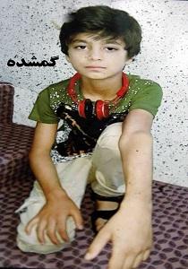 انتشار تصویر نوجوان دست فروش تبعه افغان (جهت شناسایی)