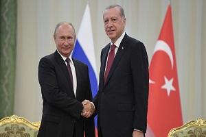نخستین نشست کارگروه مشترک ترکیه-روسیه درباره سوریه برگزار شد