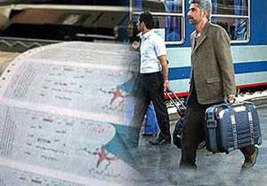 افزایش ۲۲ درصدی قیمت بلیت قطار بعد از ماه رمضان