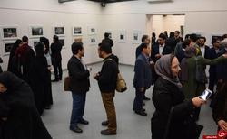 نمایشگاه عکس نگاه عاشورایی در مشهد برگزار شد