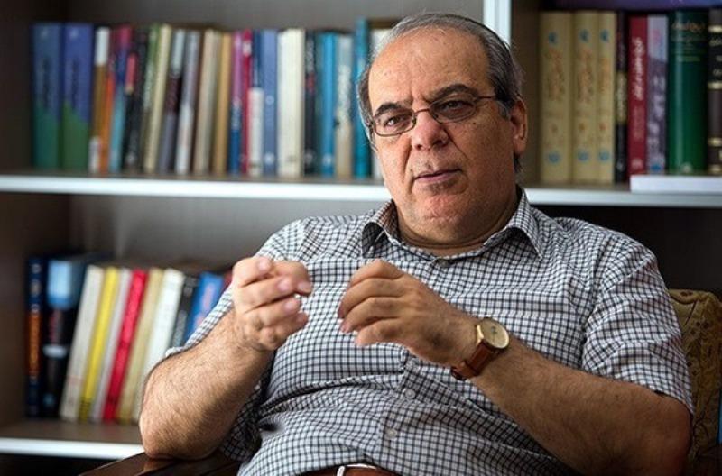 عباس عبدی: خاطرات آقای هاشمی را جدی نگیرید/چیزهای عجیب و غریبی از خاطراتش در میآید/ ترجیح او این بود که یک نفر منتسب به خودش رئیسجمهور شود