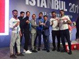قهرمانی کاراته ایران در دومین مرحله لیگ سری آ