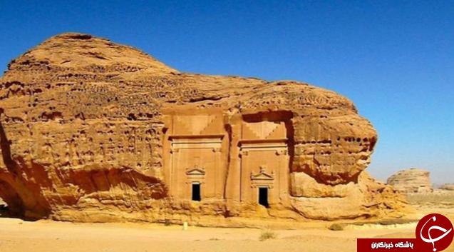 منطقهای نفرینشده در عربستان/ پس از شهر اجنهنشین پترا رکورد وحشت متعلق به این مکان است! + تصاویر
