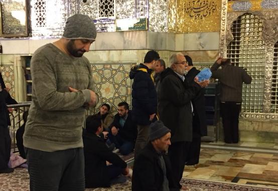 نظر یک عرب اهل سنت درباره مردم ایران +عکس