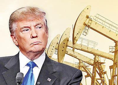 گرای غلط مشاوران به ترامپ / بازار به نفت ایران نیازمند است