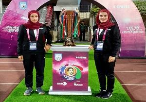 قضاوت داوران ایرانی در مسابقه مغولستان و تاجیکستان