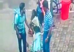فیلم منتشر شده از عامل بمب گذاری سریلانکا