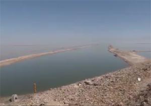 بررسی دقیق وضعیت آبگرفتگیها در شهرهای خوزستان + فیلم