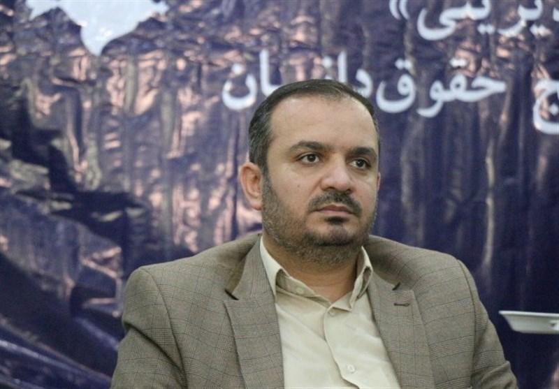 پیام تبریک مسئول سازمان بسیج حقوق دانان به سردار سلامی