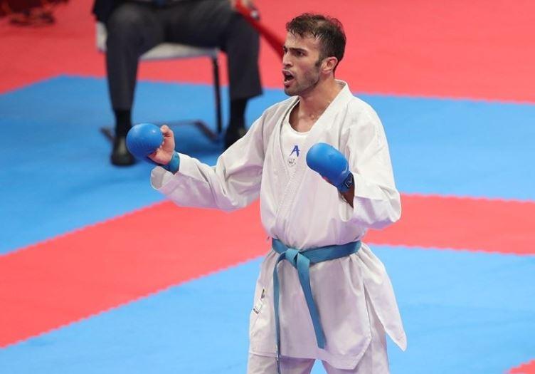 عسگری: از باخت مقابل کاراته کا ژاپنی درس گرفتم