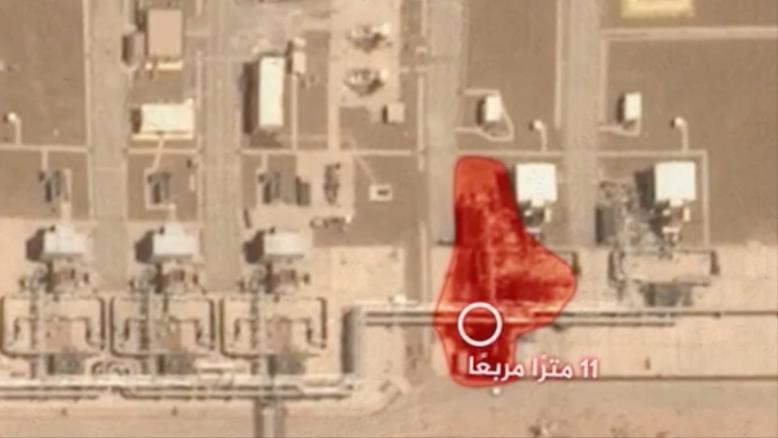 خسارات قابل توجه تاسیسات آرامکوی عربستان بر اثر حمله پهپادی ارتش یمن
