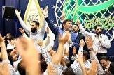 باشگاه خبرنگاران - جشن میلاد امام حسن (ع) با مداحی مجید بنی فاطمه و سعید حدادیان