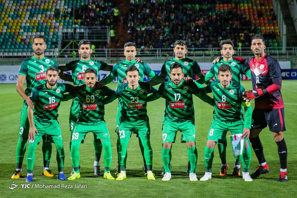 خبر بد برای نماینده فوتبال ایران در آسیا