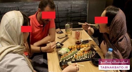 نظر پیامبر (ص) در مورد سوشی ژاپنی