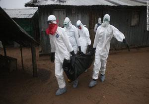 هشدار سازمان بهداشت جهانی درباه شیوع ابولا در کنگو