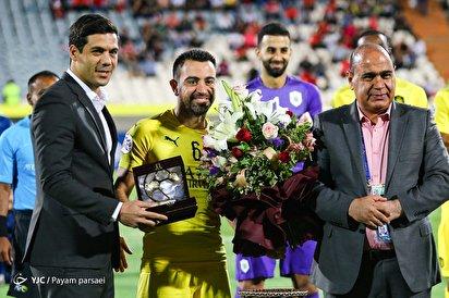لیگ قهرمانان آسیا/ پرسپولیس ۲ - السد ۰