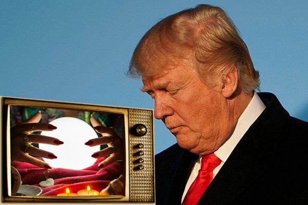 شبکهای که ترامپ را هیپنوتیزم و مجبور به کارهای غیر ارادی میکند/ از حسادت به دکمه مرموز روی میز رهبر کره شمالی تا توئیت علیه ایران + تصاویر