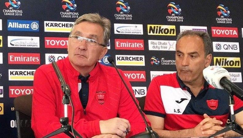 برانکو: ما لیاقت صعود به مرحله بعدی را داشتیم / بازی با السد مقدمه زیبایی برای بازی جام حذفی مقابل سپاهان بود