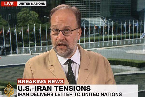 جیمز بیز خبرنگار الجزیره انگلیسی: نامه ایران به گوترش زیرکانه بود