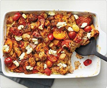 باشگاه خبرنگاران -طرز تهیه پودینگ نان گوجه فرنگی