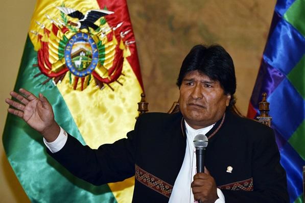بولیوی تهدیدات آمریکا علیه ایران را محکوم کرد