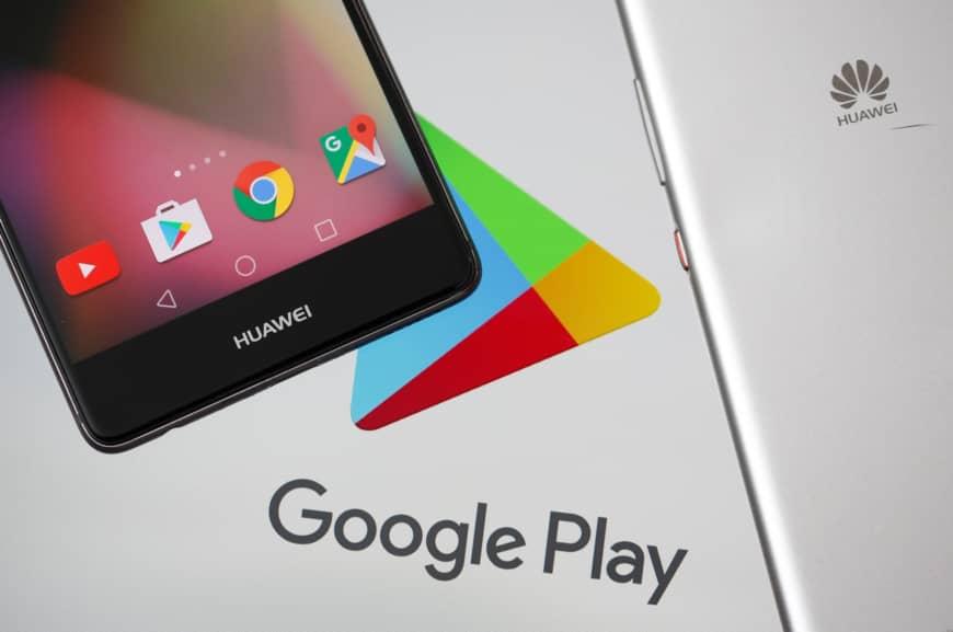 مذاکرات گوگل و هوآوی برای پاسخگویی به ممنوعیت آمریکا
