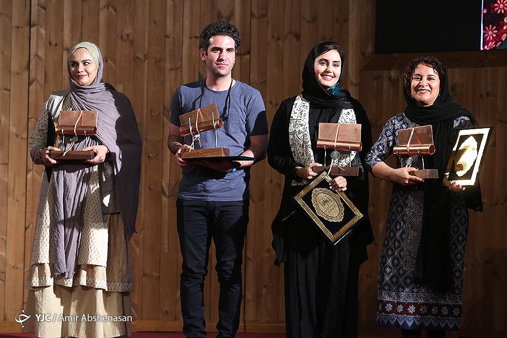 کارگردان و بازیگران «شبی که ماه کامل شد» سفیران آرشیو ملی هنر ایران شدند