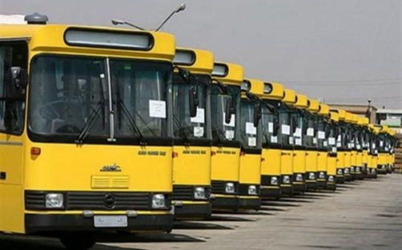 ورود اتوبوسهای دست دوم به ناوگان حمل و نقل پایتخت ممنوع شد