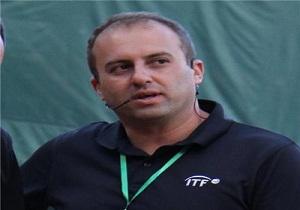 برگزاری دوره مربیگری تنیس با مدرسی برقعی در لبنان