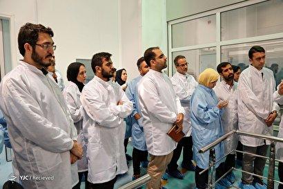 بازدید خبرنگاران از مجتمع غنیسازی شهید احمدی روشن