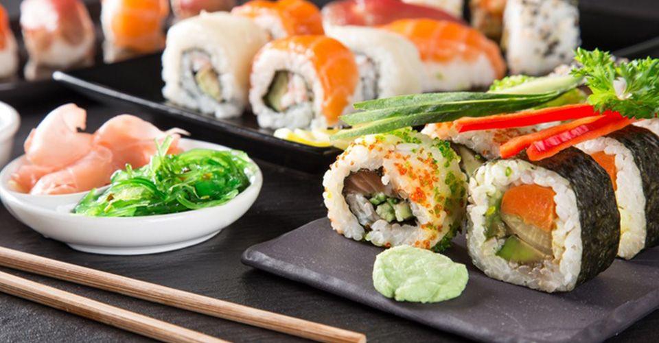 سوشی از کجا معروف شد؟