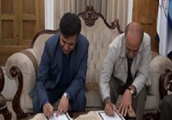 امضای تفاهم نامه همکاری بین صدا و سیما و میراث فرهنگی
